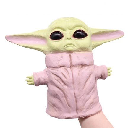 Baby Yoda Figure The Child Yoda Dolls The Mandalorian dolls Baby Yoda Doll Collectible Figure for Kids