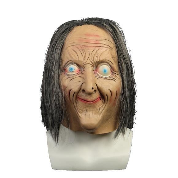 Cosermart Latex Mask Scary Horror Adult Masks Dressed