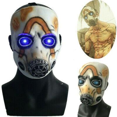 Borderlands 3 Psycho Mask Borderlands Cosplay Psycho Latex Mask Scary Halloween custome Props.