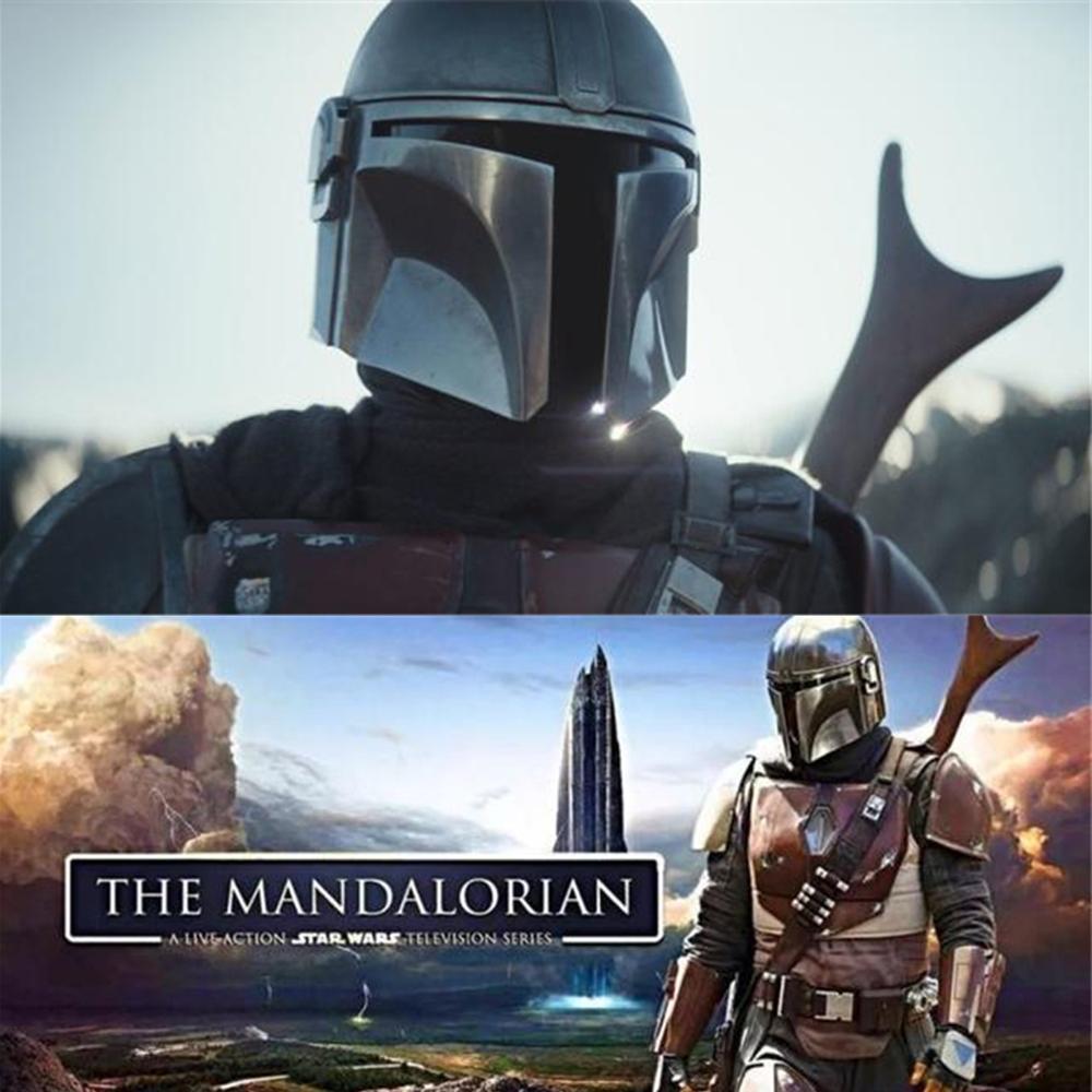 Mandalorian Helmet Adult The Mandalorian mask Belt Zorri Bliss Mask