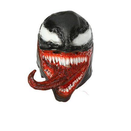 Venom 2 Let There Be Carnage mask Venom Mask Deadly Guardian Scary Halloween Mask Venom Mask.